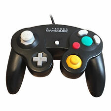 Official Original Gamecube Controller Black Original Nintendo OEM Genuine