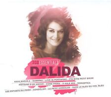 DALIDA - ESSENTIALS 2 CD NEUF