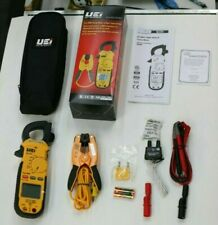 UEi AC 600A TRUE RMS HVAC/R CLAMP METER W/PIPE CLAMP PROBE DL479COMBO