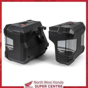 Genuine Honda CRF1100 Africa Twin 2020 2021 Plastic Pannier Stickers