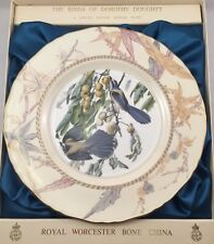 The Birds Of Dorothy Doughty Dessert Plate Limited Edition Bone China