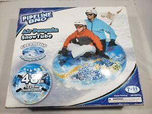 Aqua-Leisure Pipeline Sno - Air Penguin Snowtube - Blue Tube Snow - 48 inch NEW
