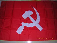 100% NEW Reproduced The Communist Party of India Maoist Red flag Ensign 3X5ft