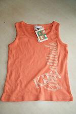 Débardeur orange neuf  4 ans marque KDM étiqueté à 10€      (md)