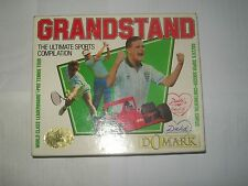 GRANDSTAND THE ULTIMATE SPORT  COMPILATION C64 CASSETTA COMPLETO CONTOVENDITA