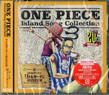 ONE PIECE-ISLAND SONG COLLECTION (MR3 & MISS GOLDENWEEK VER.)-JAPAN CD B63