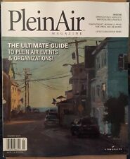 Plein Air Magazine Ultimate Guide To Events Convention Jan 2015 FREE SHIPPING!