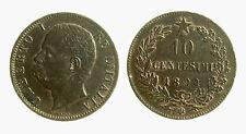 pcc2030_3) Regno Umberto I (1878-1900) - 10 centesimi  1894 BI
