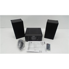 Rca Rs2928B Bluetooth Cd Micro Audio System - Black