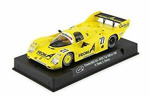 """Slot.It Porsche 962 KH """"FROMA"""" #27 WSPC Fuji 1000 km 1988 CA17c"""