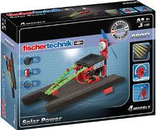 Fischertechnik 533875 - PROFI Solar Power | Erneuerbare Energien Baukasten
