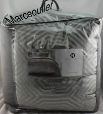 Hotel Collection Lithos King Comforter Grey $500