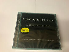 Mission Of Burma - A Gun To The Head (Best Of) (CD 2004) NEW SEALED 014431066726