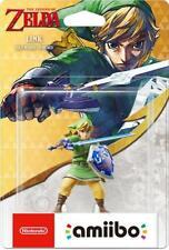 Amiibo Link (Skyward Sword) (The Legend of Zelda Serie) Brand New - Region Free