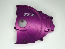 Scooter GY6 150cc TFC Billet Final Gear Transmission Cover Purple.