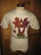 Florida Palm Trees T Shirt L NWOT