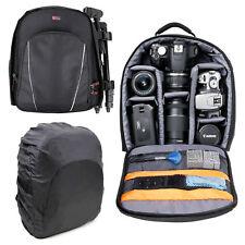 Hardwearing SLR Camera Rucksack For Transporting Nikon 1J1 1J2 1J3 & Accessories
