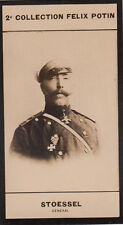 GENERAL RUSSIE RUSSIA Anatoly Stoessel Stessel CARD IMAGE 1907
