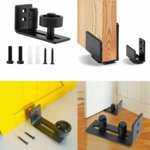 Adjustable Barn Door Sliding Floor Guide Prevent Door Swinging Hardware Accs