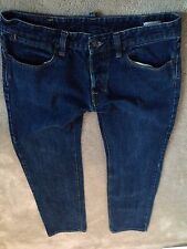 Dsquared Jeans Men size 50 ultra rare authentic MOD. 71 KA045 superb denim