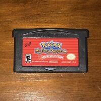 Pokemon Mystery Dungeon: Red Rescue Team (Nintendo Game Boy Advance, 2006) GBA