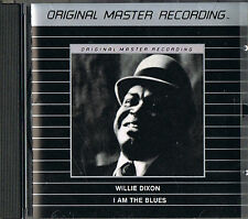 Willie Dixon ‎ I Am The Blues MFSL CD Album  sehr gut