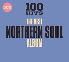 Various Artists - 100 Hits: The Best Northern Soul Album / Various [New CD] Boxe