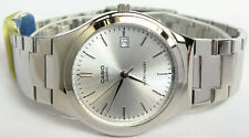 Casio MTP1170A-7A Mens Analog Steel Band Watch Date Display New Free Ship