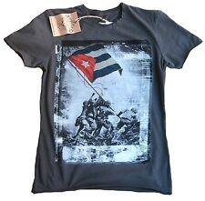 Amplified CUBA REVOLUTION CUBANO guerillas rock star VIP CAMISETA VINTAGE G. S