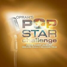 Oprah's Popstar Challenge by Various Artists (CD, Mar-2004, Sony) Like New!