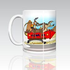 WILE E COYOTE ACME Rocket e Roadrunner 11oz Ceramica Tazza Da Caffè