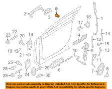 FORD OEM Front Door-Lock Cylinder 8E5Z5421991B