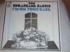 Don Sugarcane Harris - I´m on your Case  - MPS alt