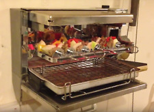 Grill Spit Kebab Folding Wall Mount-  Highly Sought Aga Cooker Owners Electric A
