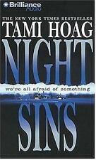 Night Sins by Tami Hoag Audio Book