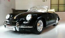 Coches, camiones y furgonetas de automodelismo y aeromodelismo color principal negro Porsche