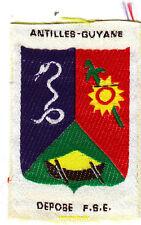 Boy Scout Badge F.S.E. Assn ANTILLES-GUYANE
