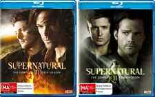 Supernatural : Season 10 & 11 : NEW Blu-Ray