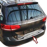 LADEKANTENSCHUTZ für VW GOLF 7 VARIANT ab 2013 | EDELSTAHL POLIERT mit ABKANTUNG