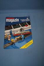Marklin Magazine Digital Special Booklet 1990
