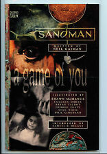 Sandman A Game of You Neil Gaiman First Print Softcover Book TPB New Unread 1993