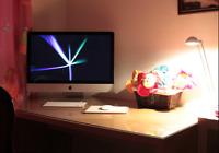 SUPER Apple iMac 27 3.2Ghz Intel-i5 24GB-RAM 1TB-PURE SSD 1GB-GPU CATALINA