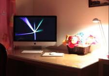 WOW! CATALINA Apple iMac 27 3.20Ghz QC-i5 32GB-RAM 1TB SOLID STATE DRV 1GB-GPU