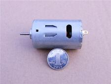 DC12-24V 390 DIY Mini DC Motor 1300-26000RPM High Speed Great Torsion K215