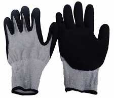 Cut Resistant Nitrile Dipped Work Gloves ASTM Level 3, XL - 48 Pairs
