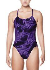 Nike Women's Nova Spark Cut-Out Swimsuit - 2018