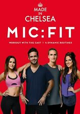 Made in Chelsea: MIC - FIT [DVD] OFFICIAL WORK OUT KEEP FIT Exercise Routine
