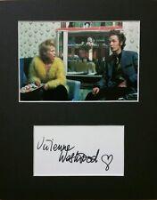 Viviene Westwood 'Fashion Designer', hand signed mounted autograph.