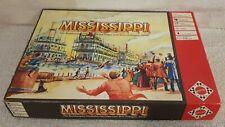 Mississippi Brettspiel MATTEL Spiel des Jahres 1988 Gesellschafts Raddampfer GUT