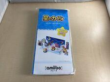 Nintendo Amiibo diorama kit kirby of the star